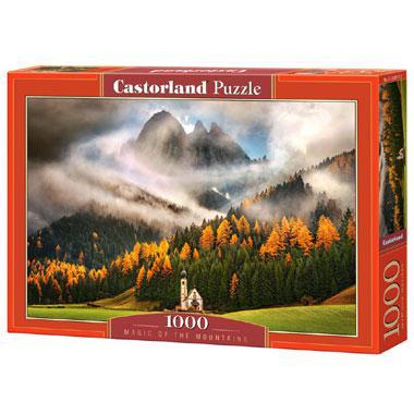 Selecta Castorland legpuzzel Magie van de Bergen 1000 stukjes