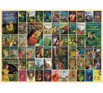 Eureka Cobble Hill legpuzzel Nancy Drew 1000 stukjes