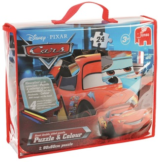 Jumbo Disney puzzel Pixar Cars 24 stukjes vanaf 3 jaar