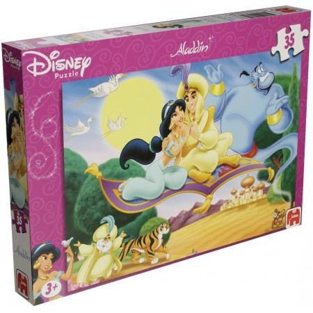 Jumbo Disney kinderpuzzel Aladin 35 stukjes vanaf 3 jaar