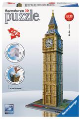 Ravensburger 3D puzzel Big Ben 216 stukjes