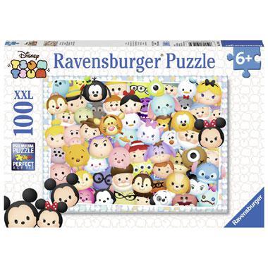 Ravensburger Disney XXL kinderpuzzel Tsum Tsum 100 stukjes vanaf