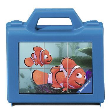 Ravensburger Disney finding nemo blokpuzzel met Nemo op Pad 6 st