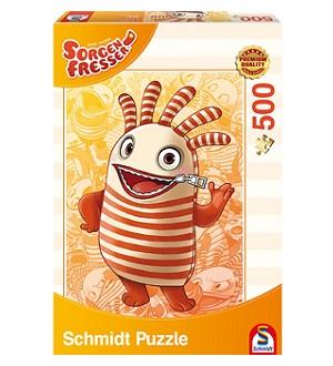Schmidt puzzel Zorgenvriendje saggo 500 stukjes 500 stukjes