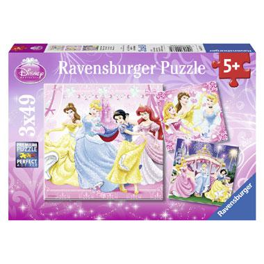 Ravensburger Disney princess kinderpuzzel Sneeuwwitje 493 stukje