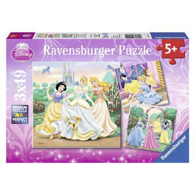 Ravensburger Disney Princess kinderpuzzel Prinsessen Droom 49 st