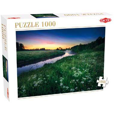 Tactic legpuzzel summer night 1000 stukjes
