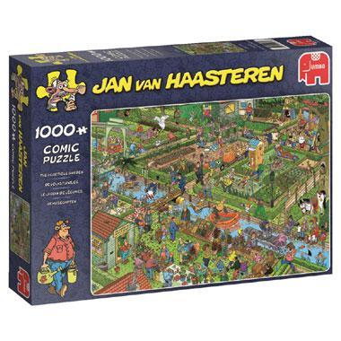 Jumbo Jan van Haasteren legpuzzel Volkstuintjes 1000 stukjes