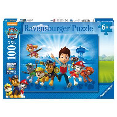 Ravensburger Paw Patrol XXL puzzel de Ploeg 100 stukjes vanaf 6