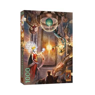 999 Games legpuzzel Luchtbrug de Samenkomst 1000 stukjes