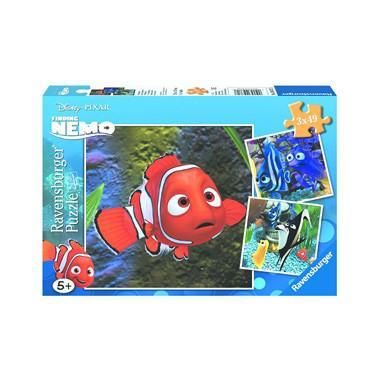 Ravensburger Disney Nemo kinderpuzzel Het Aquarium 49 stukjes va