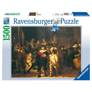 Ravensburger legpuzzel de Nachtwacht 1500 stukjes
