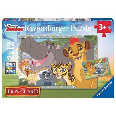 Ravensburger Disney kinderpuzzel The Lion Guard Beschermer van h