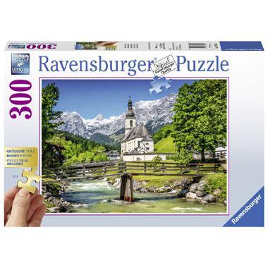 Ravensburger legpuzzel Ramsau Beieren 300 stukjes vanaf 9 jaar