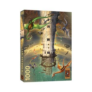 999 Games legpuzzel Luchtbrug de grote Splitsing 1000 stukjes