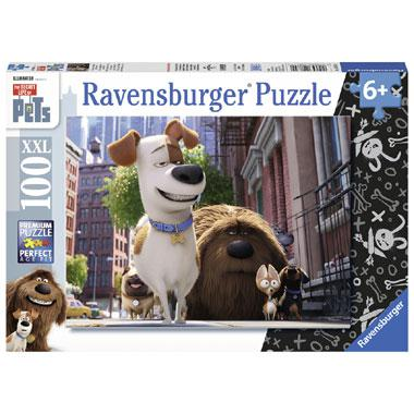 Ravensburger XXL kinderpuzzel The Secret Life of Pets Maxin de S