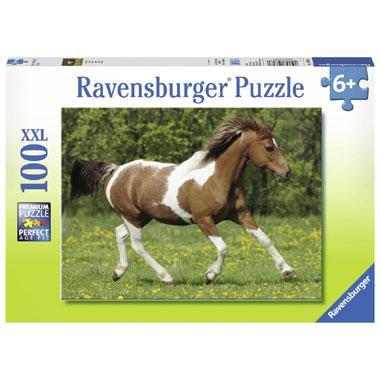 Ravensburger XXL legpuzzel in Galop 100 stukjes vanaf 6 jaar