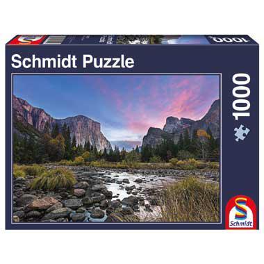 Schmidt legpuzzel Bergvrede 1000 stukjes