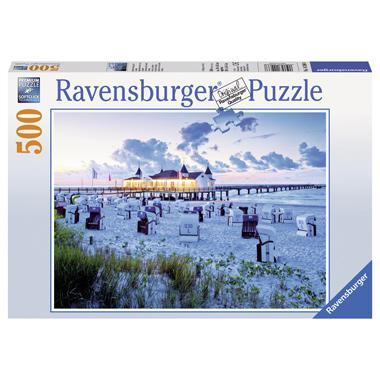 Ravensburger puzzel Avond op Usedom 1000 stukjes