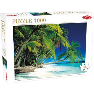 Tactic legpuzzel Relaxop het Strand 1000 stukjes vanaf 8 jaar