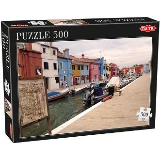 Tactic puzzel landschap 500 stukjes vanaf 9 jaar