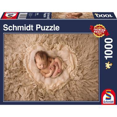 Schmidt legpuzzel Harten 1000 stukjes
