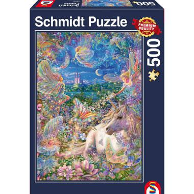 Schmidt legpuzzel Elfen droom 500 stukjes