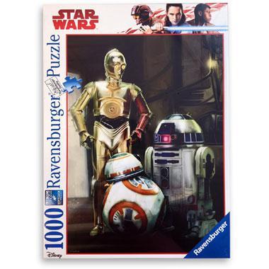 Ravensburger Star Wars legpuzzel The Force Awakens 1000 stukjes