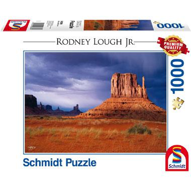 Schmidt Rodney Lough legpuzzel Navajo Indian Tribal Reservation