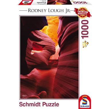 Schmidt legpuzzel Engelen onder Ons 1000 stukjes