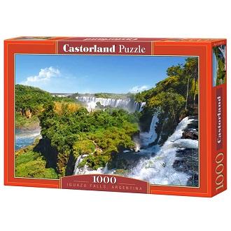 Castorland Puzzel Iguazu watervallen in argentinia 1000 stukjes