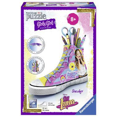 Ravensburger Girly Girl 3D puzzel Sneaker Soy Luna vanaf 8 jaar