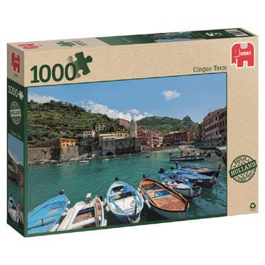Jumbo puzzel Cinque Terre 1000 stukjes