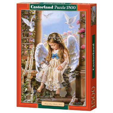Selecta Castorland legpuzzel Tender Love by Sandra Kuck 1500 stu