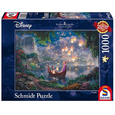 Schmidt Thomas Kinkade legpuzzel Pointer of Light 1000 stukjes
