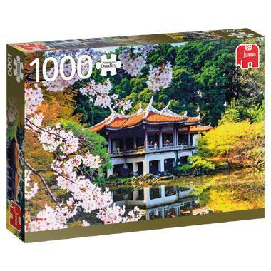 Jumbo legpuzzel Bloesem in Japan 1000 stukjes