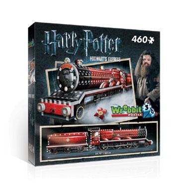 Wrebbit 3D puzzel Harry Potter Hogwarts Expres 460 stukjes vanaf