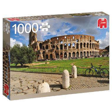Jumbo puzzel Colosseum Rome 1000 stukjes