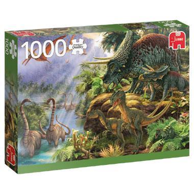 Jumbo legpuzzel Dinosaurus Vallei 1000 stukjes