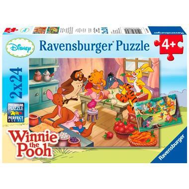 Ravensburger Disney kinderpuzzel Winnie de Pooh 24 stukjes vanaf
