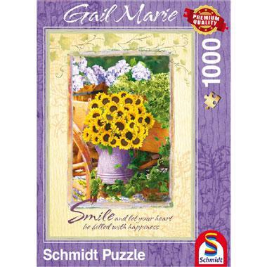 Schmidt legpuzzel Gail Marie Smile 1000 stukjes