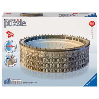 Ravensburger 3D puzzel Colosseum 216 stukjes