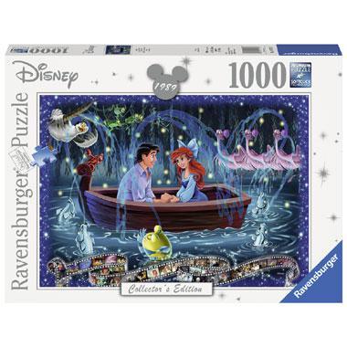 Ravensburger Disney De Kleine Zeemeermin puzzel 1000 stukjes