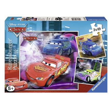 Ravensburger Disney Cars puzzels 49 stukjes vanaf 5 jaar