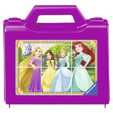 Ravensburger Disney Princess blokpuzzel 6 stukjes vanaf 3 jaar