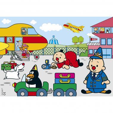 Studio 100 Bumba piloot kinderpuzzel 35 stukjes voor peuters