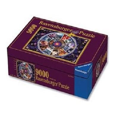 Ravensburger puzzel Astrologie 9000 stukjes