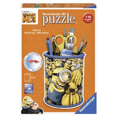 Ravensburger 3D puzzel pennenbak Verschrikkelijke Ikke