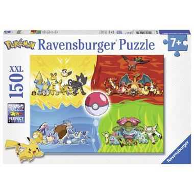 Ravensburger XXL puzzel Pokemon 150 stukjes vanaf 7 jaar