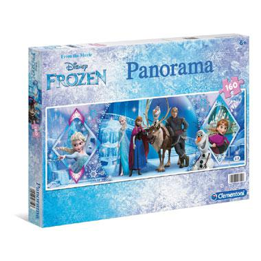 Clementoni panoramapuzzel Disney Frozen